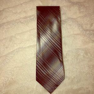 NWOT Silk Van Heusen Tie